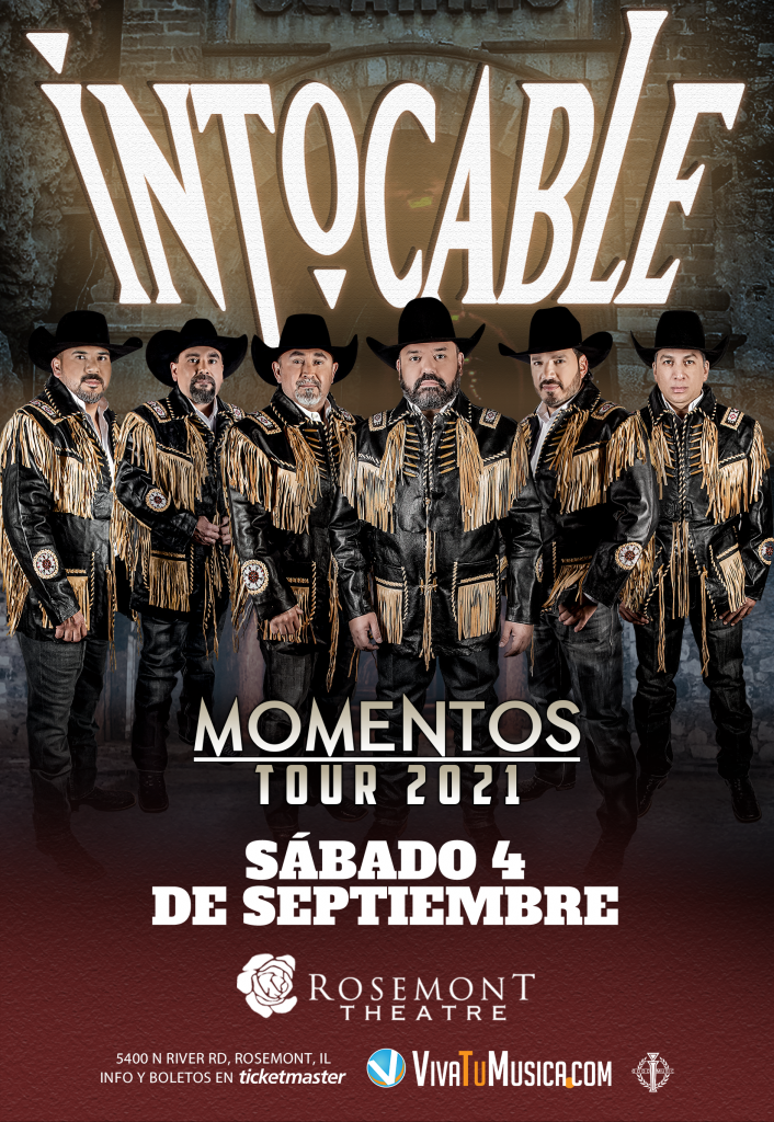 Intocable - Rosemont Theatre @ Rosemont, IL
