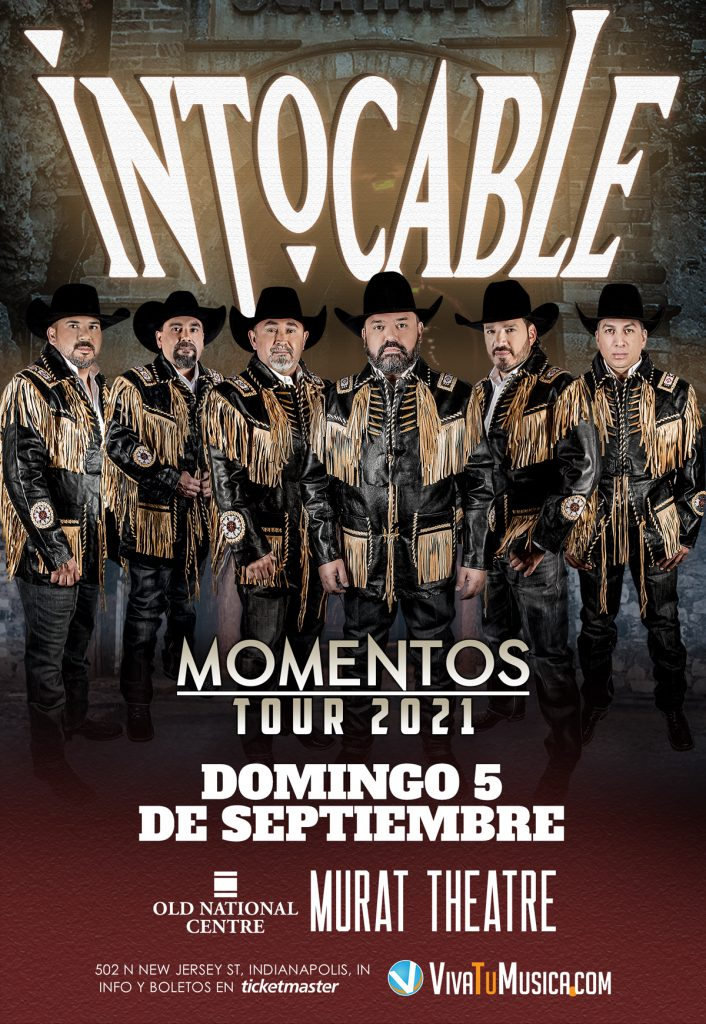 Intocable - Old National Centre @ Indianapolis, IN | Indianapolis | Indiana | United States